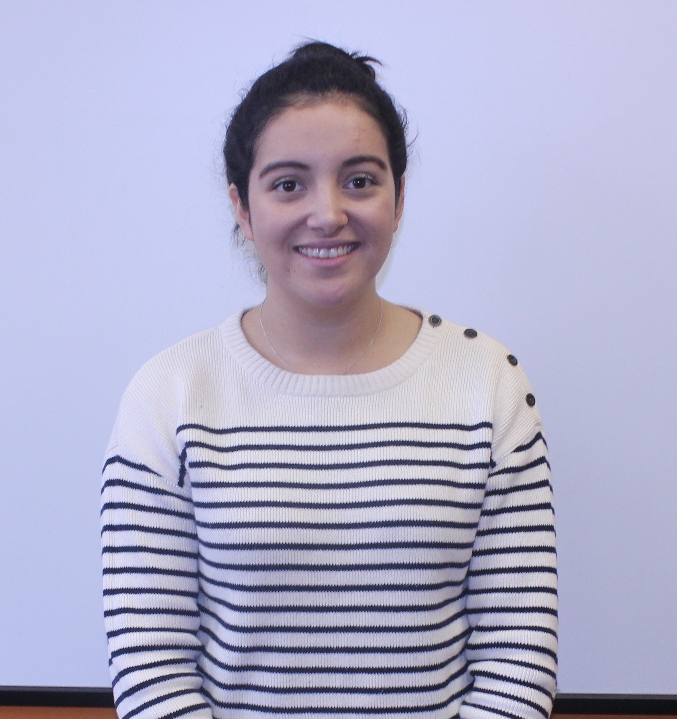 Maria Fernanda from Mexico is taking an English Language course at EC Montreal, Canada.