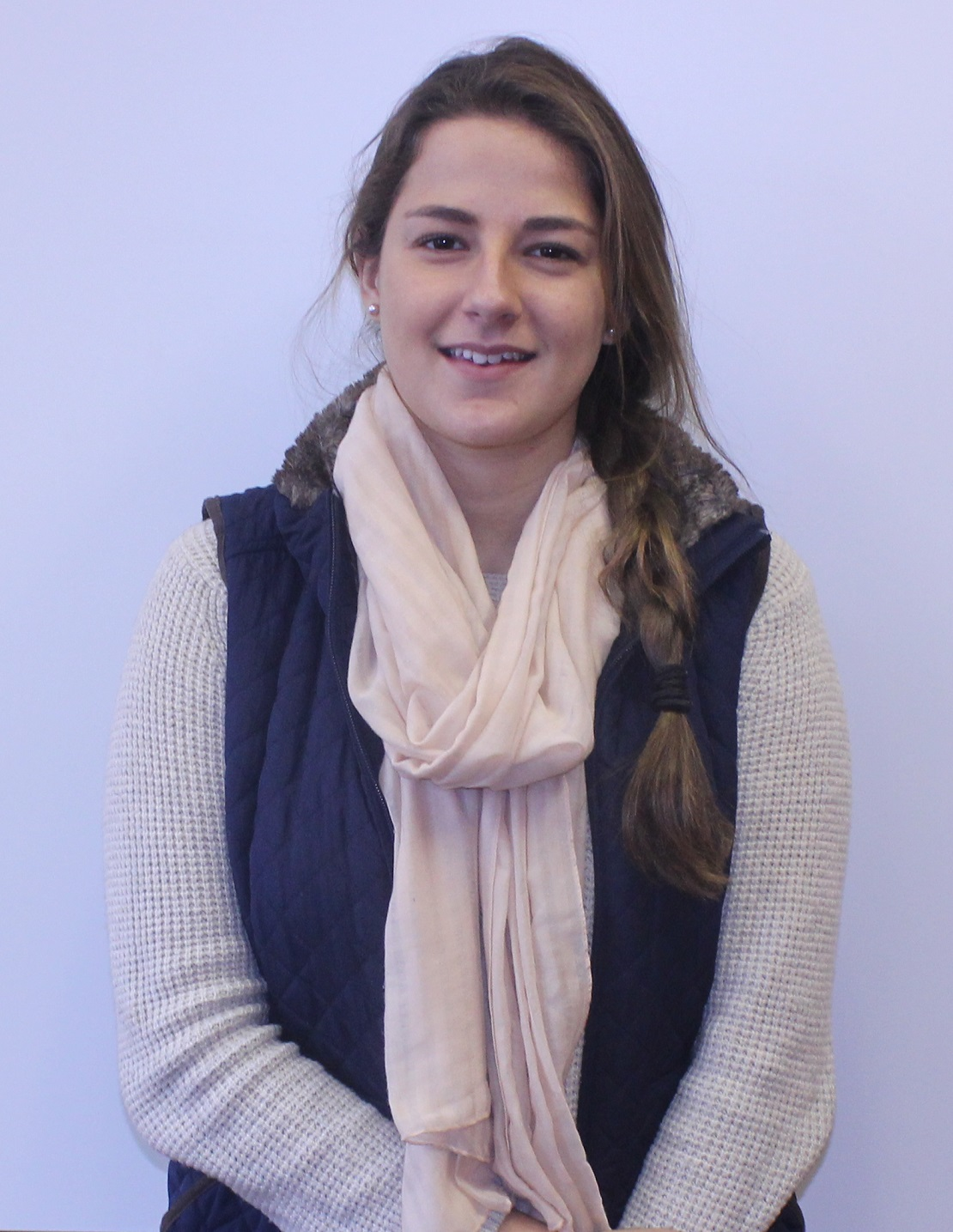 Nicole Thyssen Mexico is studying English at EC Montreal, Canada