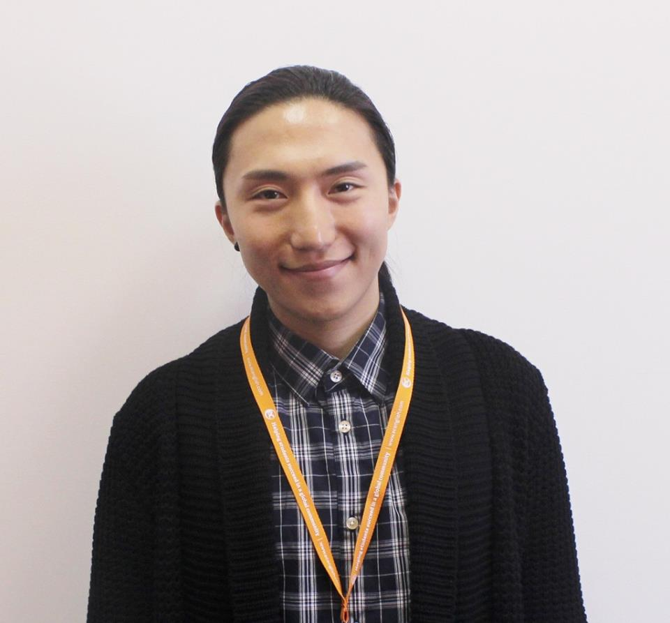 Nathaniel is interning at EC Montreal English School