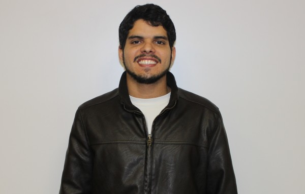 EC Montreal ESL Student Felipe Carvalho Frazao