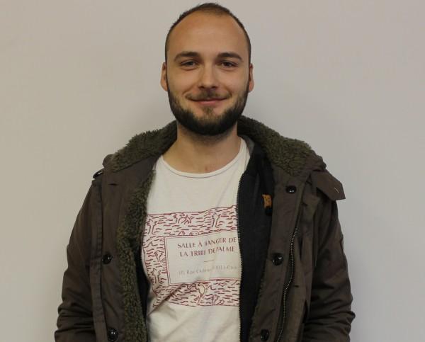 EC Montreal ESL Student Rolf Saegesser