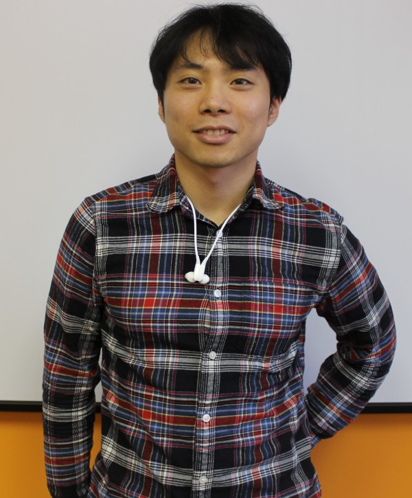 EC Montreal ESL Student Yongwoo Jo