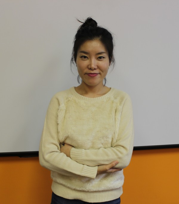 EC Montreal ESL student Hyejin Seo