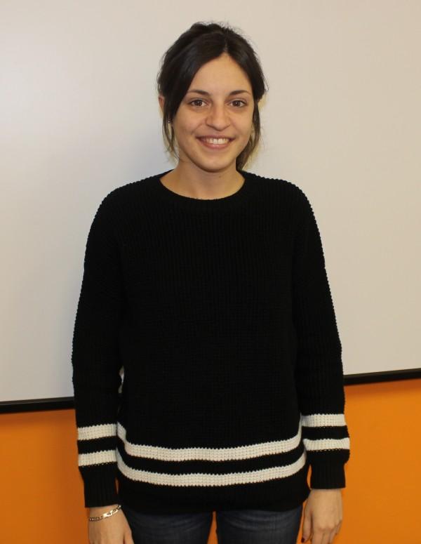 EC Montreal ESL Student Heloise Thirion