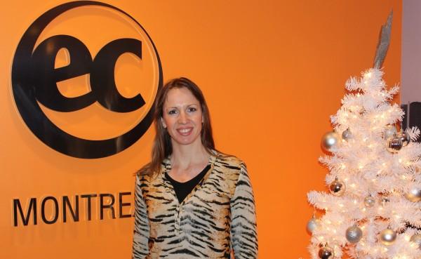 EC Montreal FSL Student Martina Matouskova