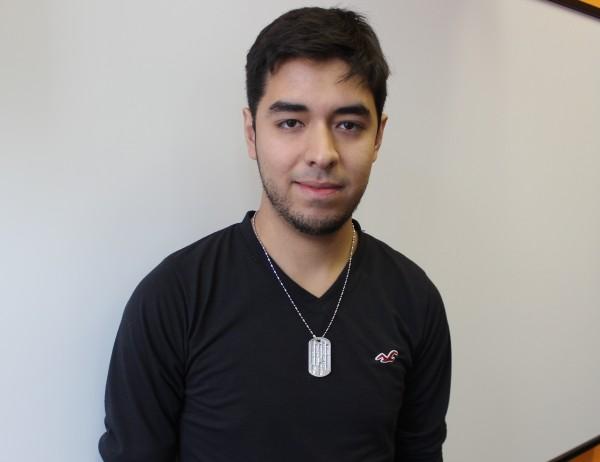 EC Montreal ESL Student Luis Ponce de Leon