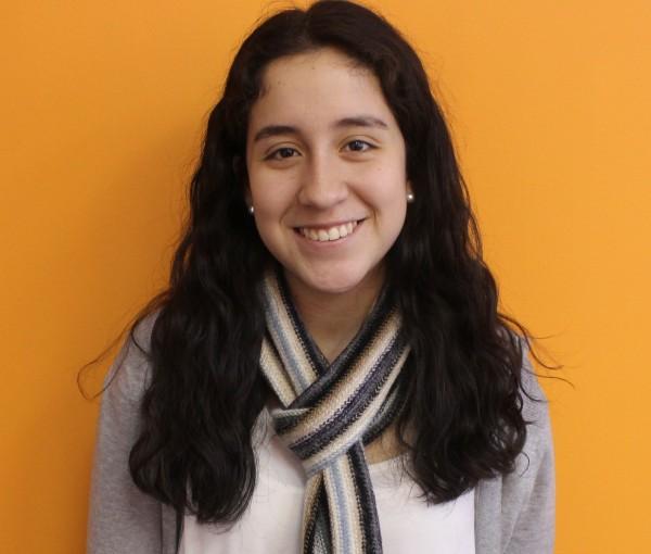 EC Montreal ESL Student Lorena Carrasco