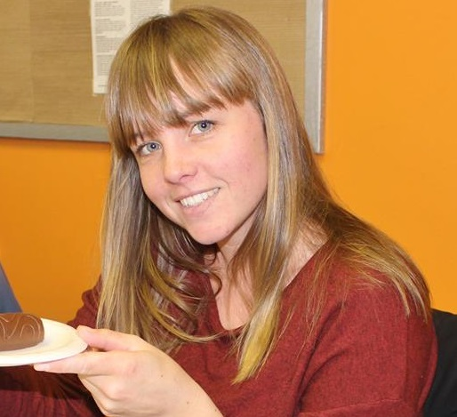 EC Montreal FSL student Sanna Flemming