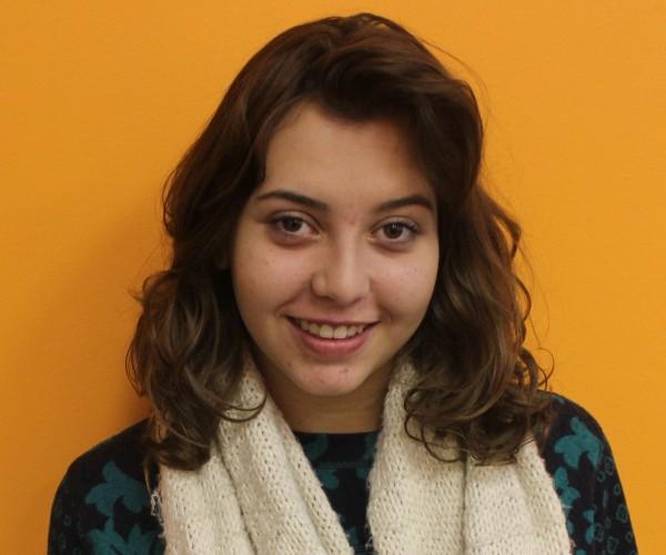 EC Montreal ESL Student Isadora Simoes