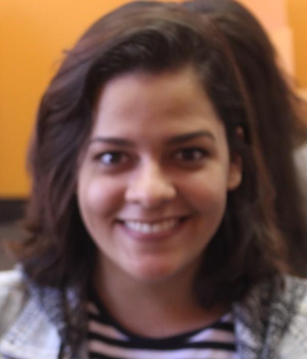 EC Montreal Student Camila Rodrigues