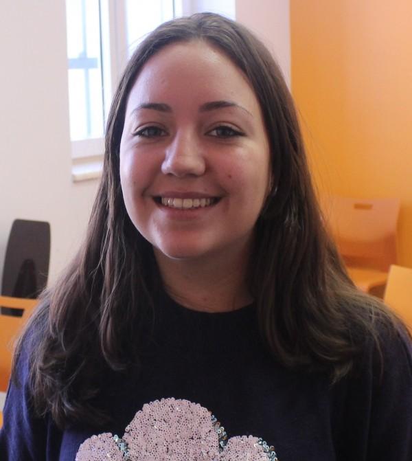 EC Montreal Student Thaynara Santos