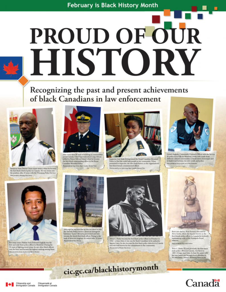 BLACK HISTORY MONTH 2013 TORONTO