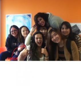 Camila class photo