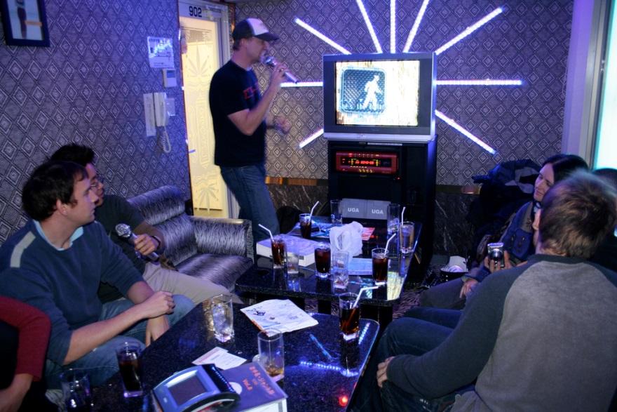 Big Karaoke Rooms Toronto