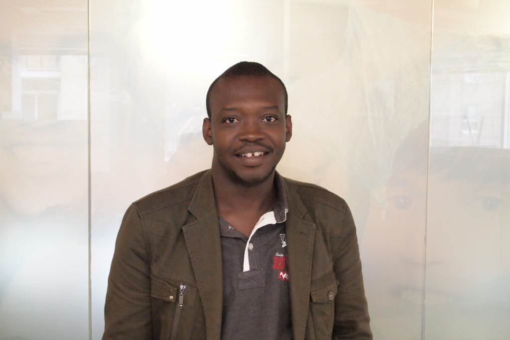 Meet Domo... EC Tornoto's first Malian student!