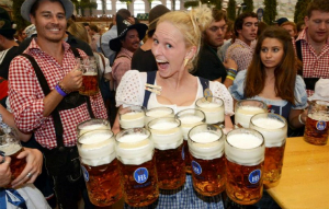 Fun things to do for EC Vancouver students in October #2: Oktoberfest