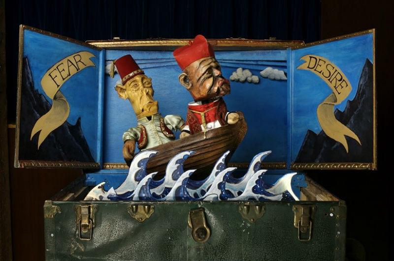 Famous Puppet Death Scene