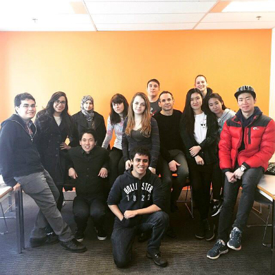 Igor from Brazil talks about studying English in Vancouver!