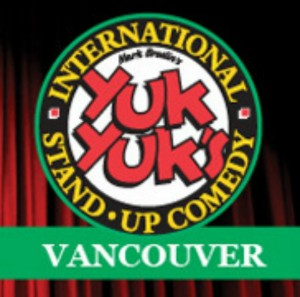 Yuk Yuk's Vancouver (Logo from Yuk Yuk's Vancouver Twitter)