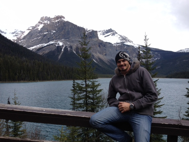 Luiz shares his experience while studying English in Canada.