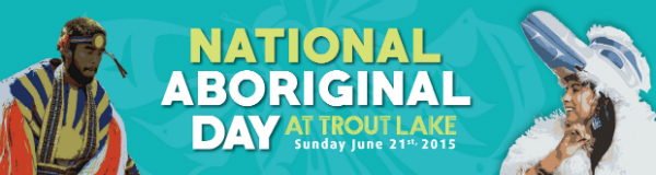 National Aboriginal Day 2015