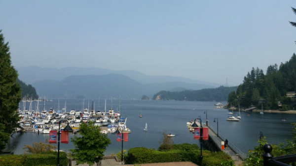 Rodgrio at deep cove