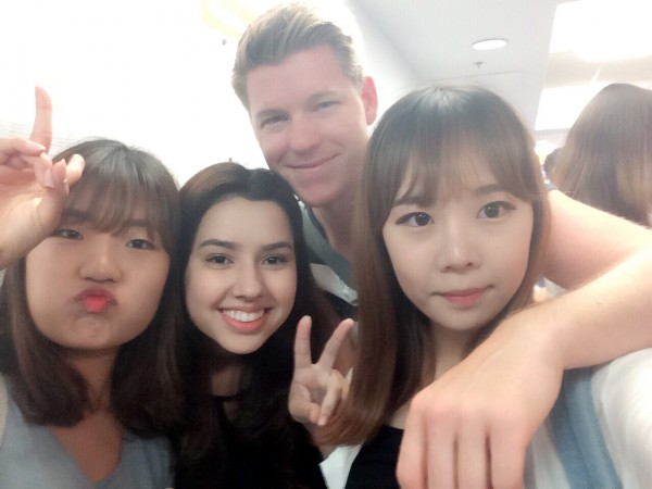 Great experiences while learning English at EC Vancouver