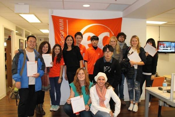 EC Vancouver graduates