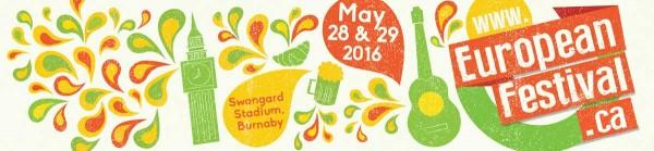 Vancouver European Festival 2016