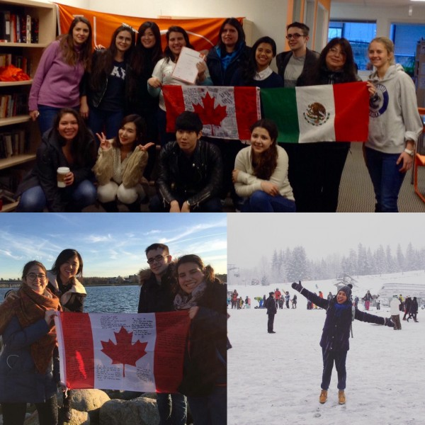 Learn English abroad in Canada with EC English Language Centres!