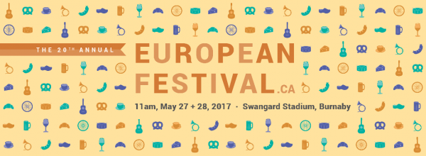 European Festival 2017