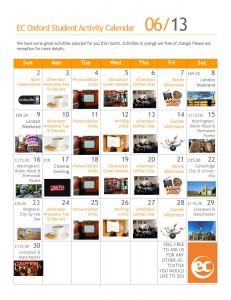EC Oxford Leisure Activity Programme Jun13