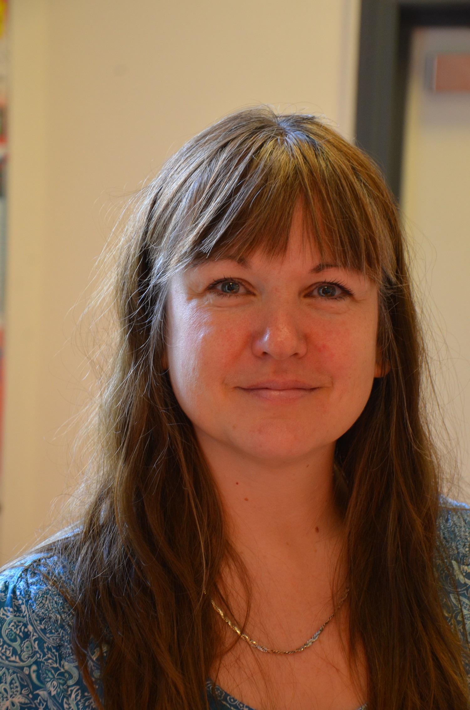 EC Oxford Director of Studies- Candice Gregory