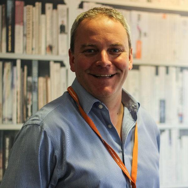 EC Oxford Centre Director Charlie Tweedle