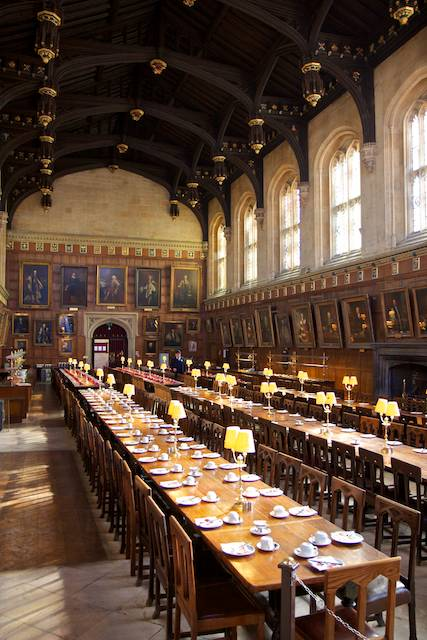 Visit Harry Potter's Christ Church and Learn English in Oxford