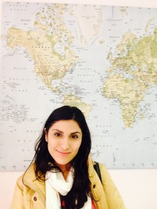 Sevda from Turkey took an English Course at EC Oxford