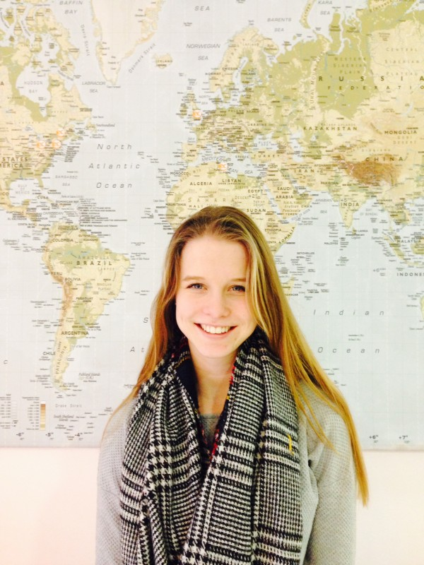 Sophie from Switzerland studied English at EC Oxford