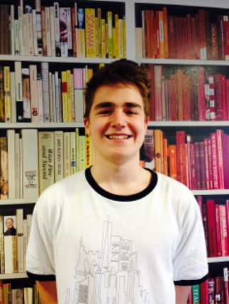 Hadrien was learning English at EC Oxford English School
