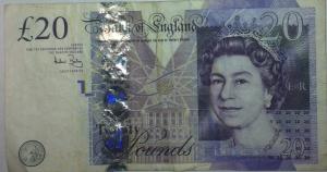 20 quid