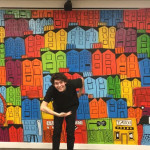 Luis's Wall Finished!