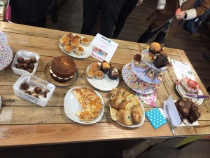 Bake Sale at EC London Adult English School
