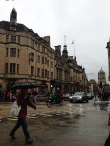 EC Manchester English Centre students visit Oxford