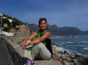 Maria in Cape Town