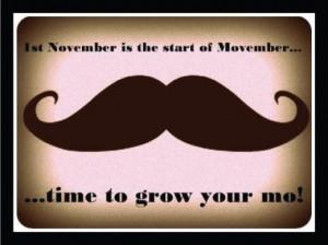 Movember at EC