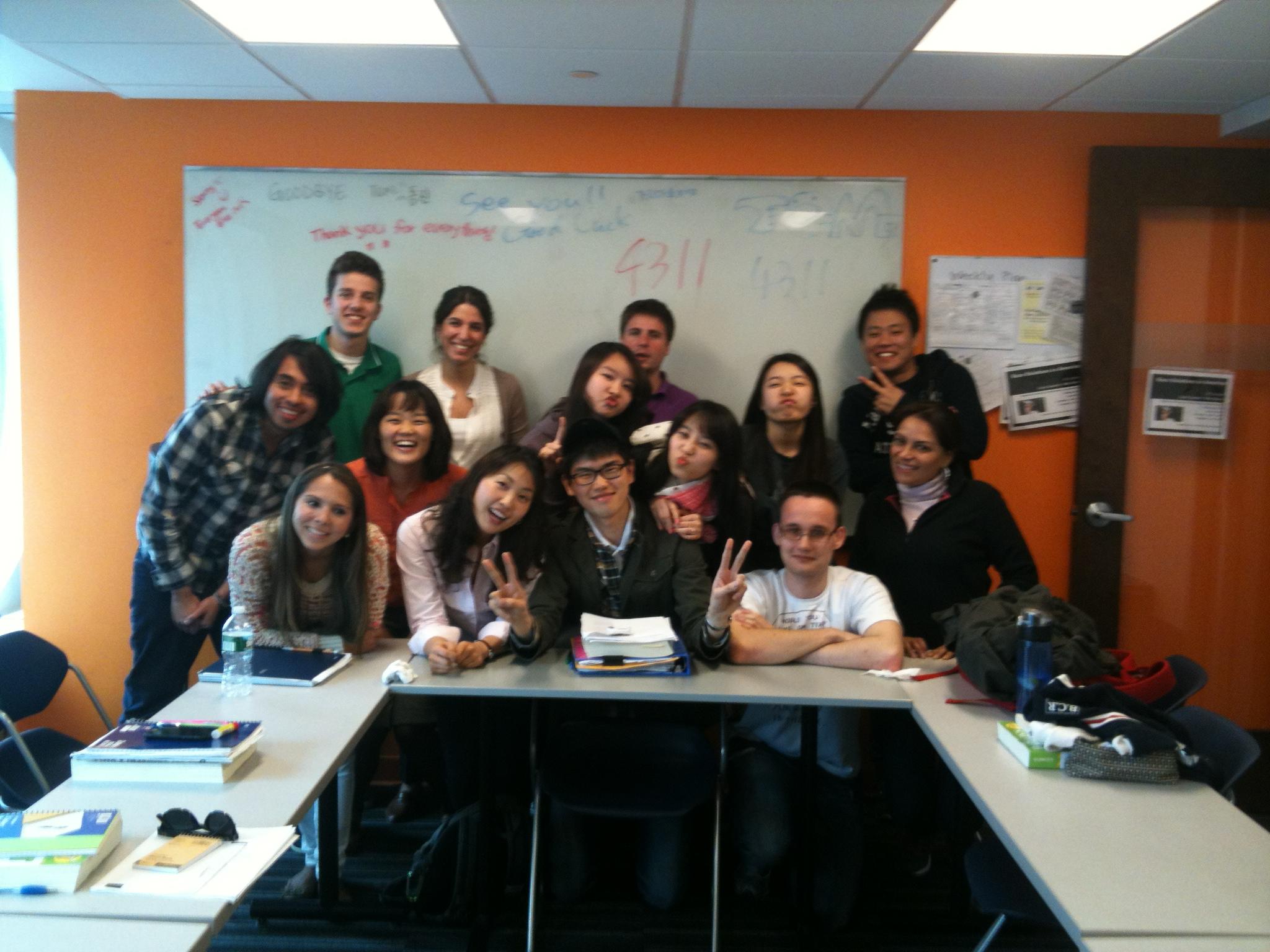 EC Boston Classroom