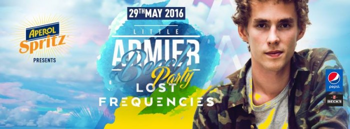 Armier beach party malta