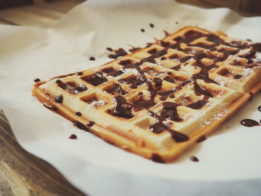 new york waffles