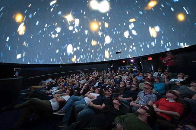 Bristol Planetarium Nights