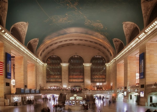 Learning English in New York - NY Grand Central Station