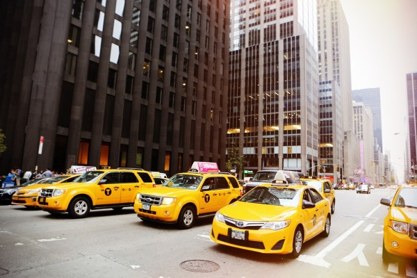 Learning English in New York - NY Cabs